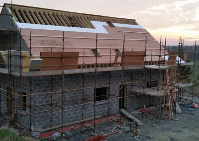 100mm K7 Kingspan Insulation and Marine Ply